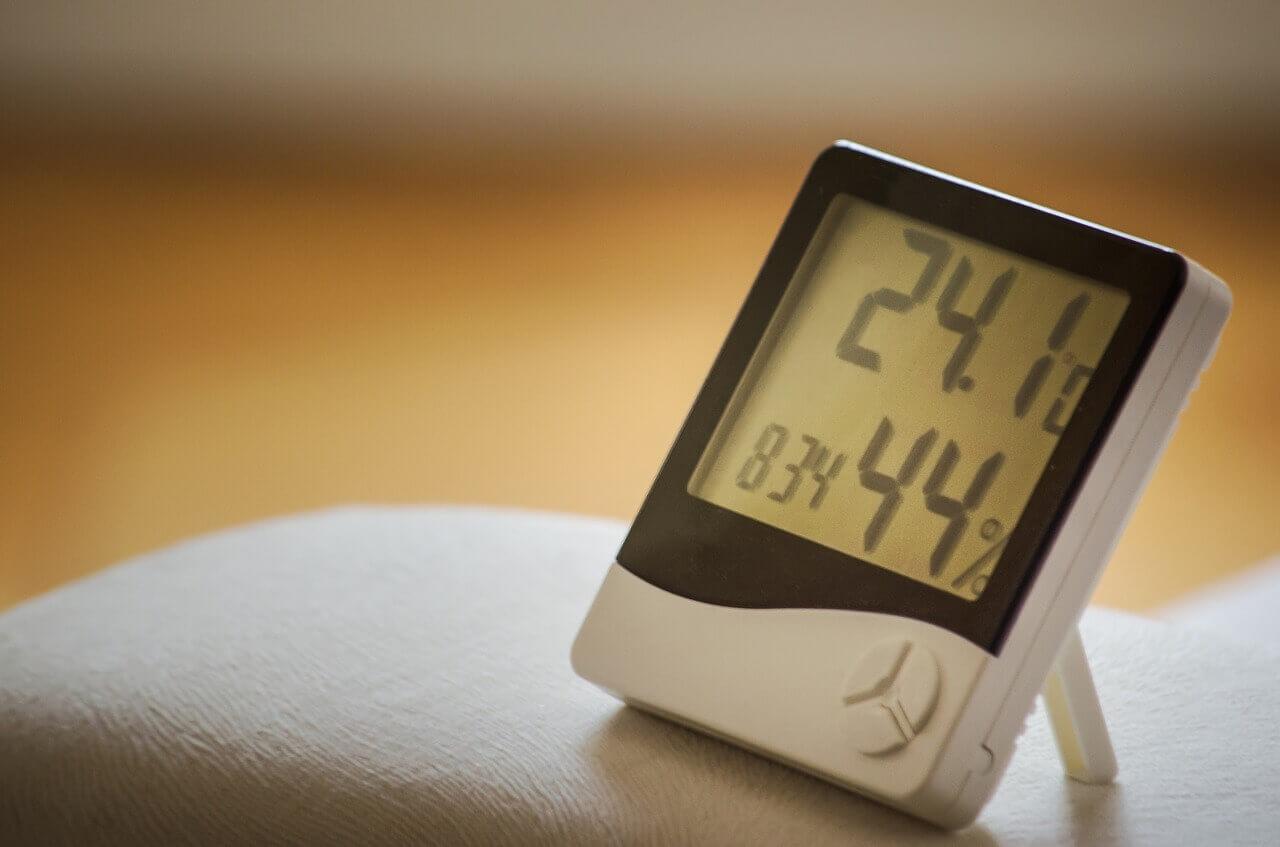 Prawidłowa wilgotność w mieszkaniu…czyli jaka?