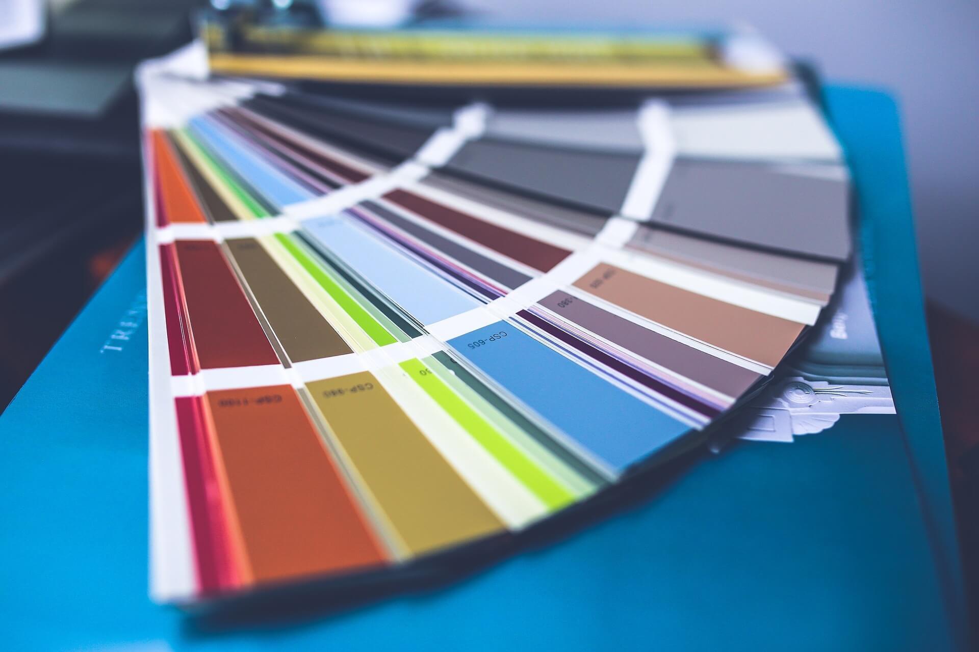 Kolory ścian i ich znaczenie dla naszego samopoczucia